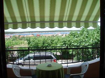 A2(2+2): balcony - 2936 A2(2+2) - Barbat - Barbat - rentals