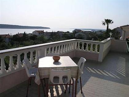 A1(5): terrace - 2962 A1(5) - Barbat - Barbat - rentals