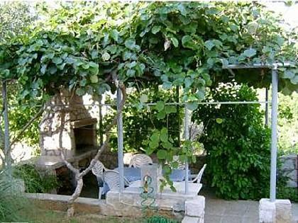 A2(4): garden terrace - 2969 A2(4) - Mali Losinj - Mali Losinj - rentals