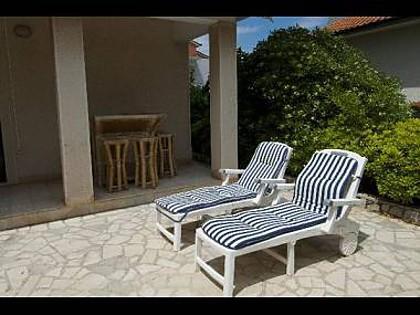 A1(4): garden terrace - 2978 A1(4) - Mali Losinj - Mali Losinj - rentals