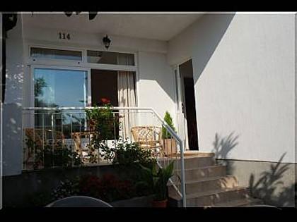 A1(4): garden terrace - 2993 A1(4) - Banjol - Banjol - rentals