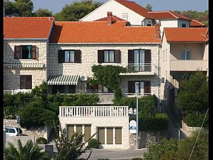 house - 03401POST A1(5+1) - Postira - Postira - rentals