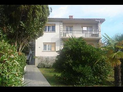 house - 3006  A DONJI(5+1) - Malinska - Malinska - rentals