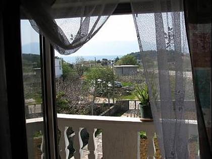 SA1(3): balcony view - 3020 SA1(3) - Sucuraj - Sucuraj - rentals