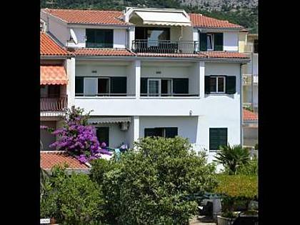 house - 3202 A2(2+3) - Makarska - Makarska - rentals