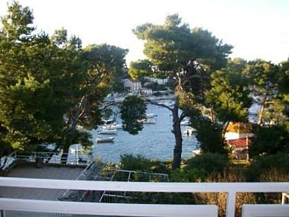 A2(2+1) Maslina: balcony view - 06103HVAR  A2(2+1) Maslina - Hvar - Hvar - rentals