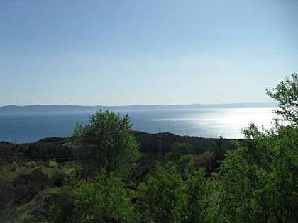 H(4+2): view (house and surroundings) - 3346 H(4+2) - Makarska - Makarska - rentals