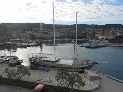 sea view (house and surroundings) - 3393 A1(4+1) - Supetar - Supetar - rentals
