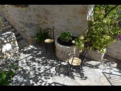 A1(4+1): terrace - 3454  A1(4+1) - Sutivan - Sutivan - rentals