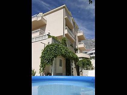 house - 3515 A2(2+2) - Makarska - Makarska - rentals
