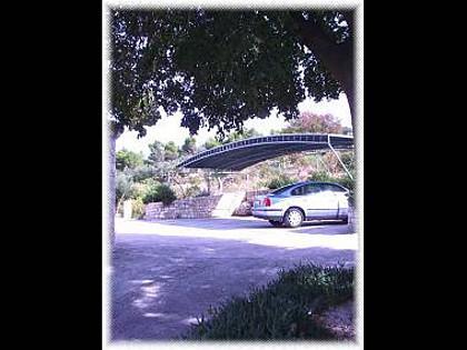 parking (house and surroundings) - 3640  A1(2+1) - Postira - Postira - rentals