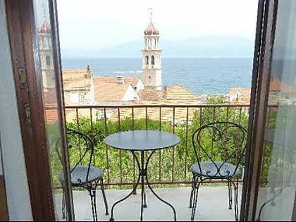 A2(2+2): balcony - 3834 A2(2+2) - Sutivan - Sutivan - rentals
