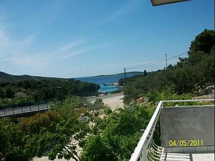 A1(6+2): sea view - 3856  A1(6+2) - Primosten - Primosten - rentals