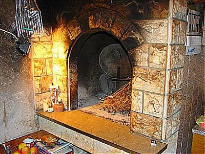 fireplace (house and surroundings) - 00507VINI A2(2) - Vinisce - Vinisce - rentals