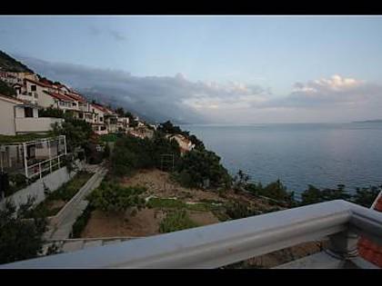 A3(2+2): terrace view - 2137  A3(2+2) - Pisak - Pisak - rentals