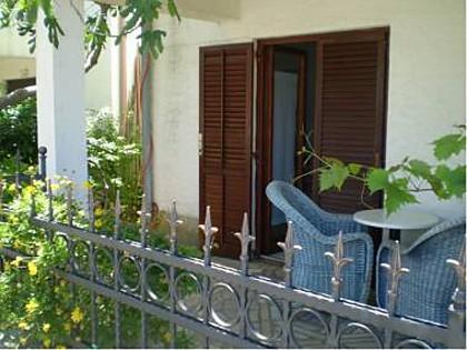 A1(2) PETRA: terrace - 4098  A1(2) PETRA - Mali Losinj - Mali Losinj - rentals