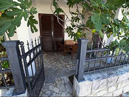 A2(3) DANICA: terrace - 4098  A2(3) DANICA - Mali Losinj - Mali Losinj - rentals