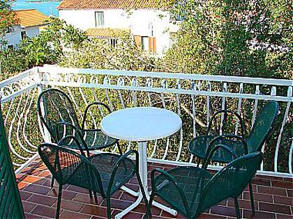 Veliki A2(4): balcony - 00110MURT Veliki A2(4) - Murter - Murter - rentals