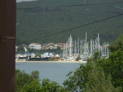 A6(2+2): sea view - 4163  A6(2+2) - Sukosan - Sukosan - rentals