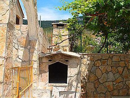 grill (house and surroundings) - 00604KOMI  A1(2+2) - Komiza - Komiza - rentals