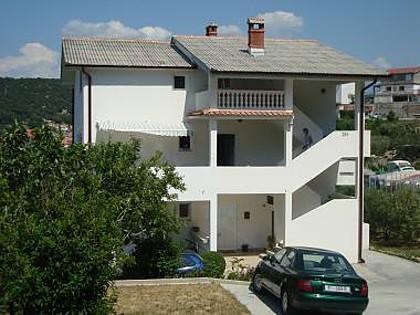 house - 4356 A2 Četvorka (4+1) - Supetarska Draga - Supetarska Draga - rentals