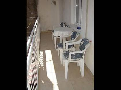 A1 Marija(4): terrace - 4397  A1 Marija(4) - Primosten - Primosten - rentals