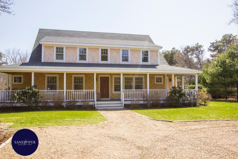 #7155 Delightful Katama beach home offers incredible privacy - Image 1 - Edgartown - rentals