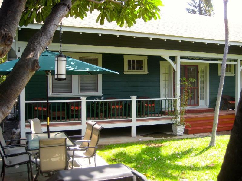 Plantation Bungalow Maui - your home on Maui! - GRACIOUS 4 BEDROOM PLANTATION HOME NEAR BEACH - Kihei - rentals