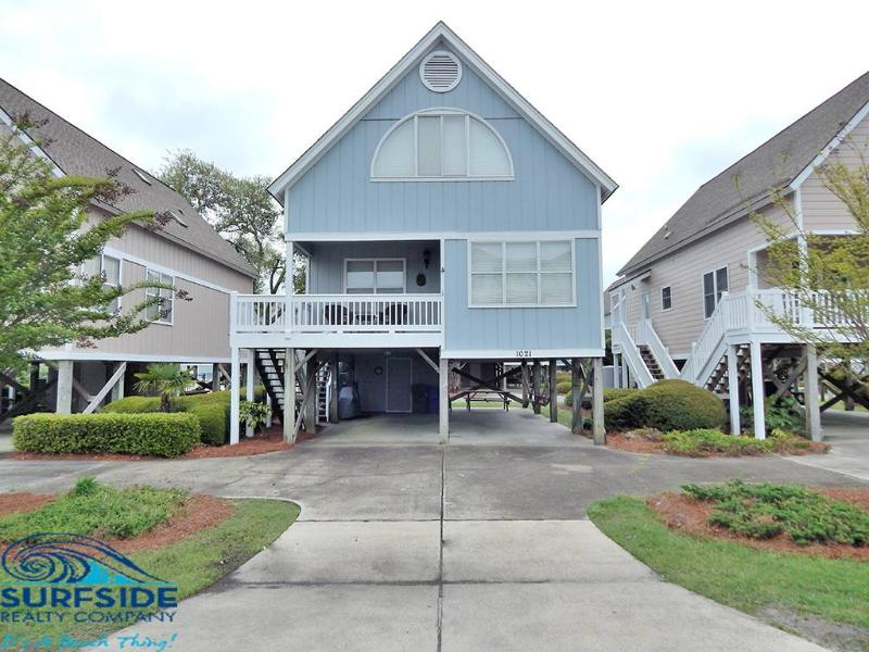 Sea Bridge 1021-D - Image 1 - Surfside Beach - rentals