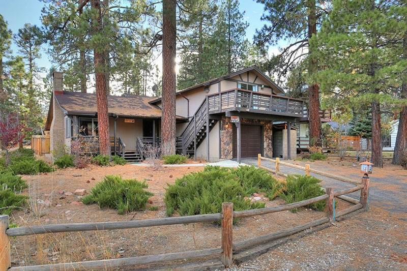 The Shady Lady #1265 - Image 1 - Big Bear Lake - rentals