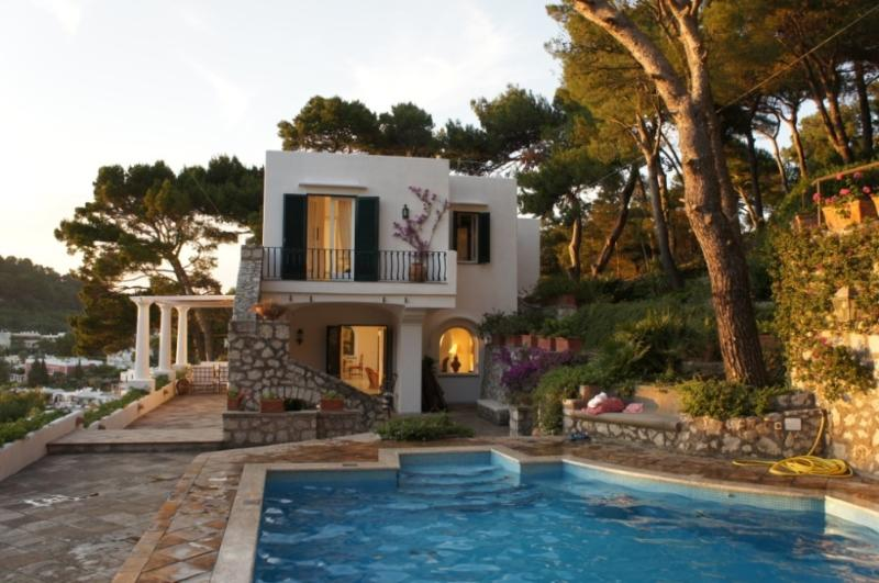 Villa La Vedetta - Image 1 - Capri - rentals