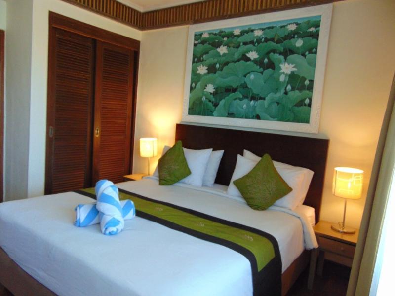 bedroom - Cozy Bali Apartment (inside Jayakarta Resort ) - Legian - rentals