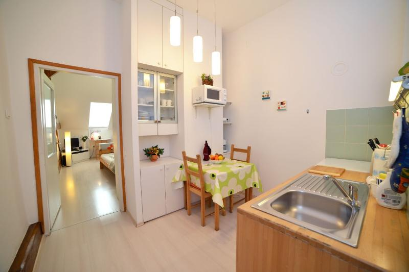 Cute apartment for max 3 persons - APARTMENT WHITE - Zagreb - rentals
