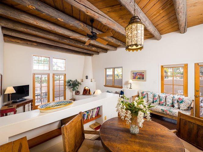 Old Santa Fe Trail - Sunny Santa Fe Style! - Image 1 - Santa Fe - rentals