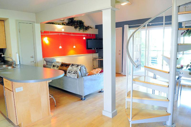 Modern Loft in the Heart of Austin! Quiet, Cozy! - Image 1 - Austin - rentals