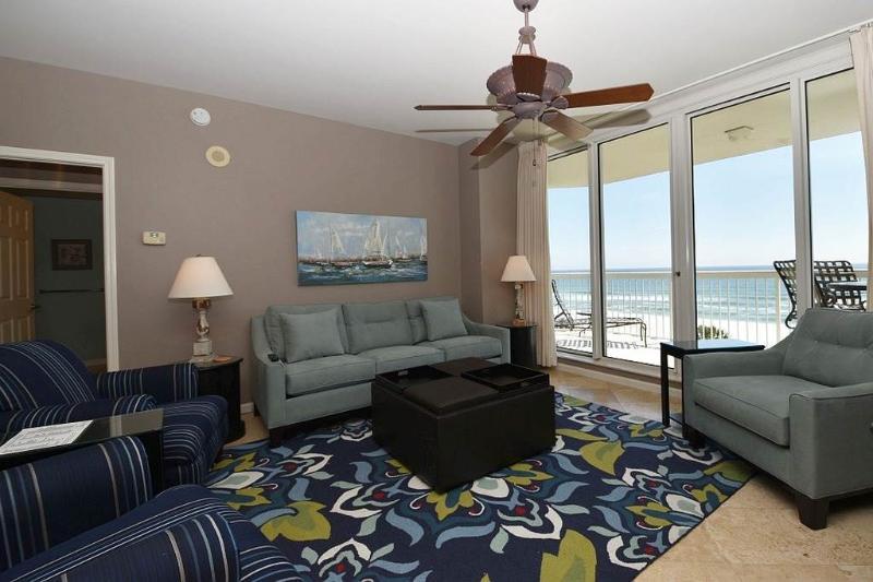 Silver Beach Towers E502 - Image 1 - Destin - rentals