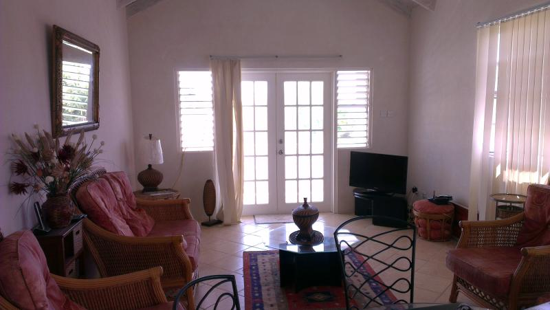 Main Living Area - Sea Coast Villas 1st floor, close to Freights Bay - Oistins - rentals