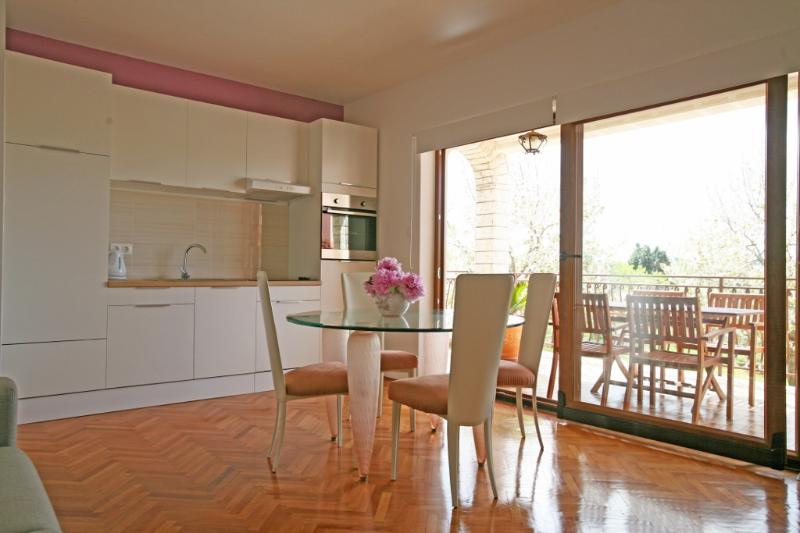 Living room - Apartments Maras Porec A4 (4 pers. 2 bedroom) WIFI - Porec - rentals