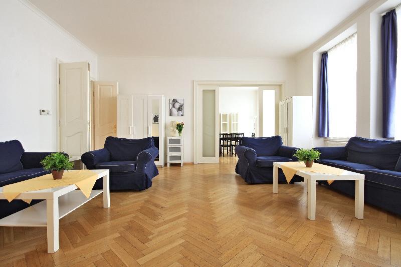ApartmentsApart Prague Central Grande - Image 1 - Prague - rentals