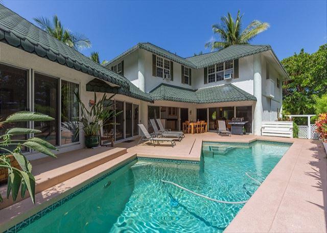 Private Pool Oasis - Walking Distance to Ocean from Kokua in Kona Bay Estates-PHKBEKo - Kailua-Kona - rentals