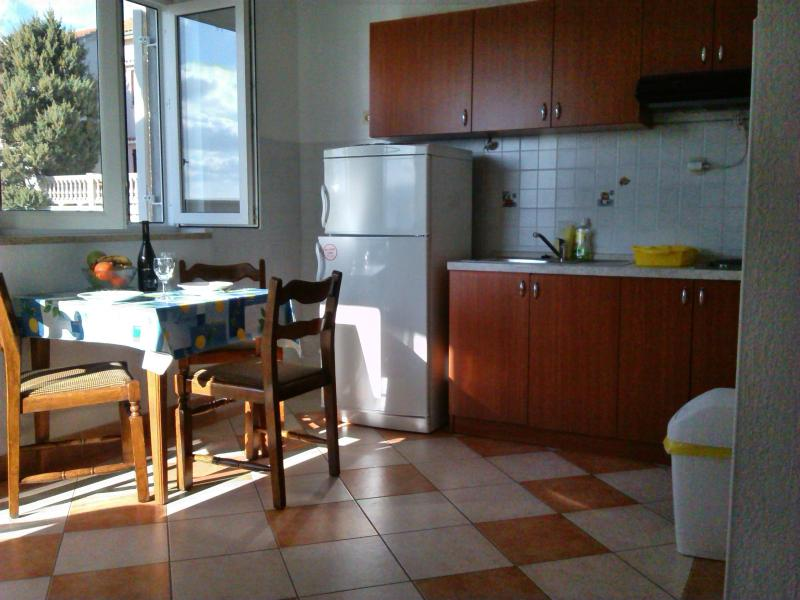 STUDIO APARTMENT ON ADRIATIC COAST / 2+1 - Image 1 - Novi Vinodolski - rentals