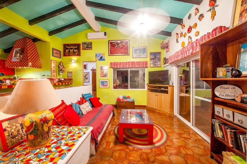 A 4 bedroom beachfront gated villa. Chef and car i - Image 1 - Punta de Mita - rentals