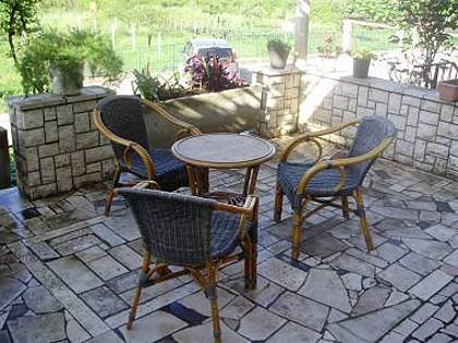 SA2 Ivana (3): covered terrace - 2233 SA2 Ivana (3) - Trpanj - Trpanj - rentals