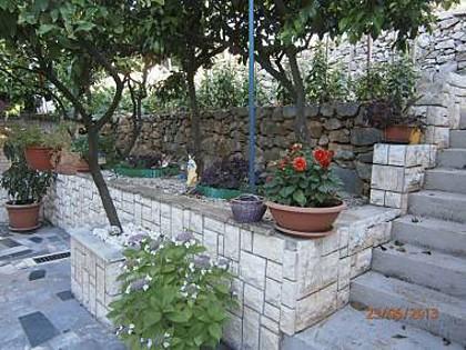A1 Matej (2+2): terrace - 2233 A1 Matej (2+2) - Trpanj - Trpanj - rentals