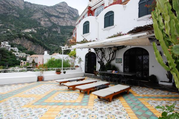 Enchanting villa in the heart of Positano, 2 minute walk from the beach. HII GIU - Image 1 - Amalfi Coast - rentals