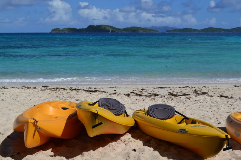 Sapphire Beach - Top 10 Reasons to Stay at Our Place in Sapphire - East End - rentals