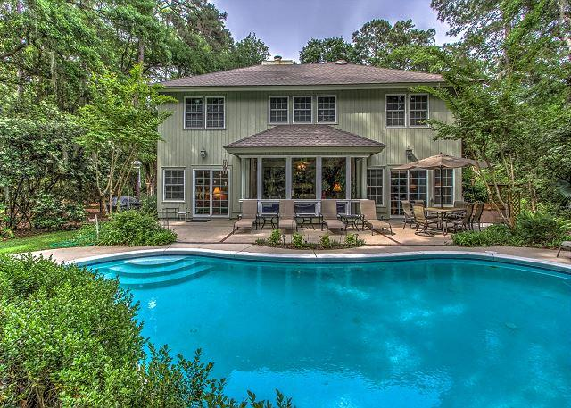 Exterior - 3 Port Au Prince- Golf Course Views and So Much More! Avail 8/1 & 8/8 weeks - Hilton Head - rentals