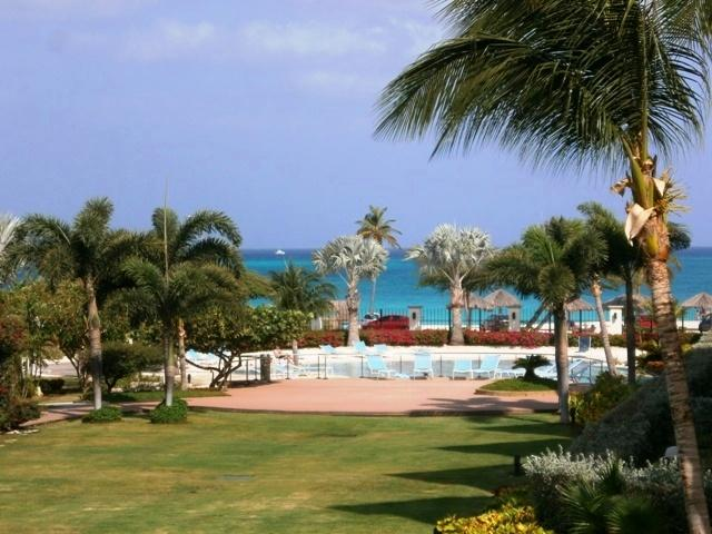 Eagle beach, just steps from your condo! - Ocean Comfort Two-bedroom condo - P216 - Eagle Beach - rentals