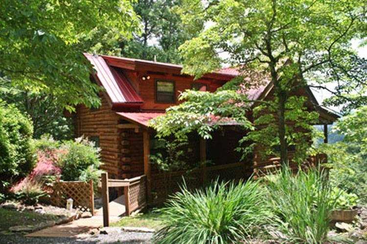 Lazy Bear Lodge - Image 1 - Sylva - rentals