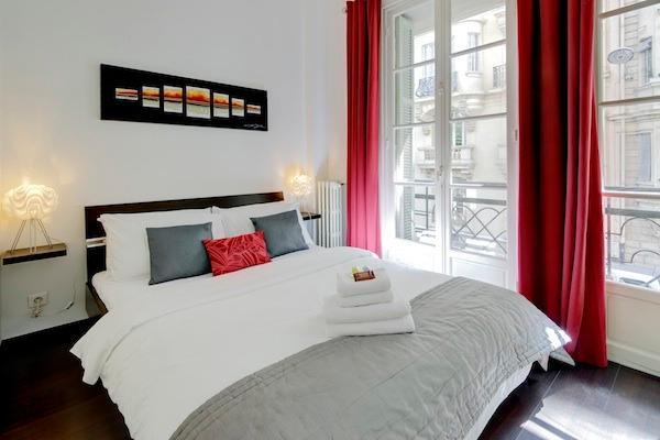 Double bedroom - Lucy- Great Deal for Elegant 1 Bedroom Nice Apartm - Nice - rentals